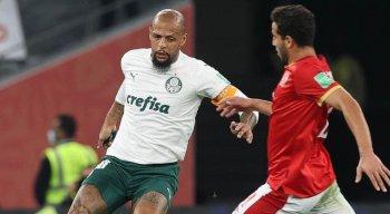 Palmeiras desperdiçou três cobranças de pênalti