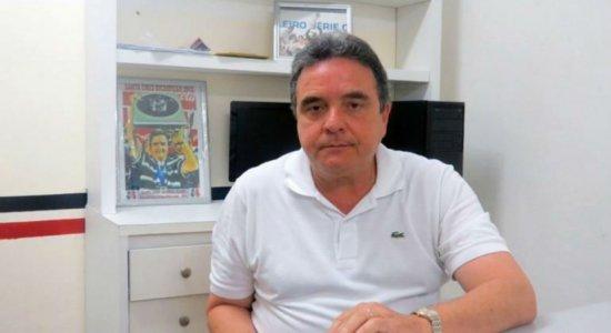 Ex-presidente do Santa Cruz, Antônio Luiz Neto, é intubado no Recife com covid-19