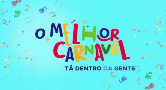 Carnaval 2021: Live da TV Jornal levará folia às casas dos pernambucanos