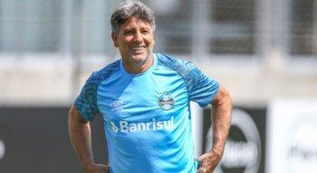 Renato Gaúcho é cobiçado pela diretoria do Atlético-MG