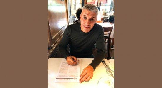 Hernán Crespo assina com o São Paulo por duas temporadas