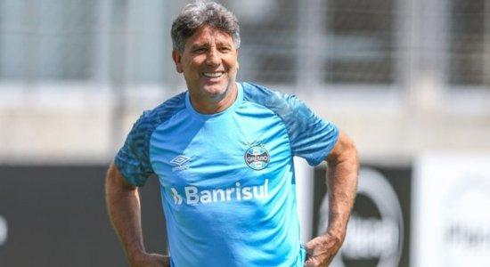 Grêmio anuncia demissão de Renato Portaluppi
