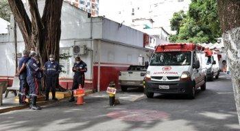 Socorrista do Samu Recife morreu após complicações da covid-19