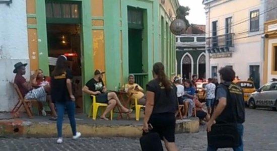 Procon-PE: Fiscalizações mostram cumprimento do decreto em Recife e Olinda