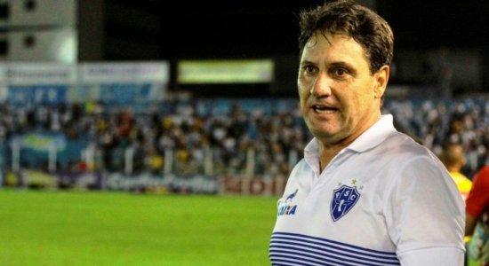 João Brigatti é o novo técnico do Santa Cruz