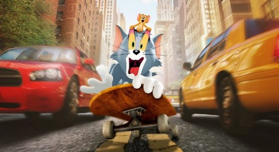 Tom e Jerry: Live-action de clássica rivalidade chega ao Cinemark do RioMar