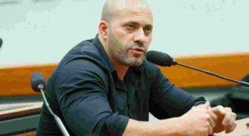 Daniel Silveira, do PSL, foi preso