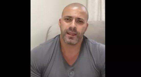 Vídeo com ofensas e ameaças motivou prisão de deputado bolsonarista Daniel Silveira