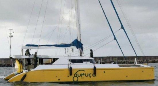 Após apreender cocaína em veleiro, PF investiga possível rota para tráfico em Fernando de Noronha