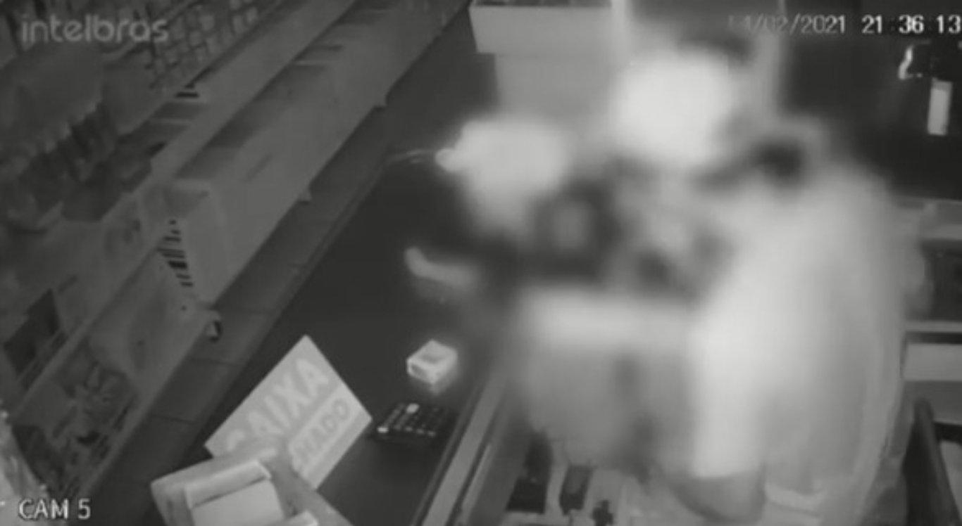 Homem é suspeito de furtar loja no Agreste de Pernambuco