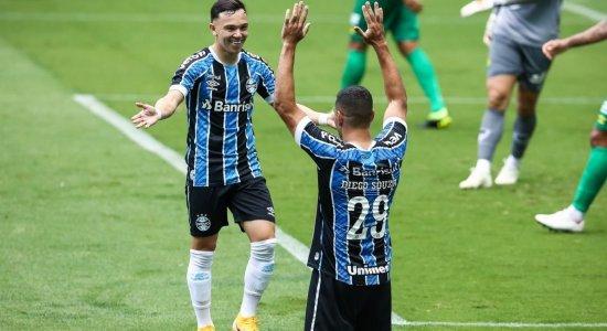 Grêmio confirma venda de atacante para o Porto