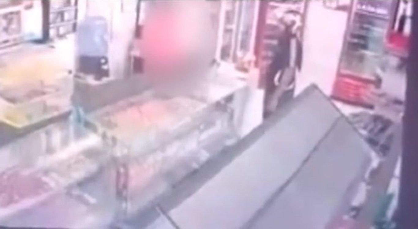 Vídeo flagra assalto em loja de posto de gasolina em Caruaru