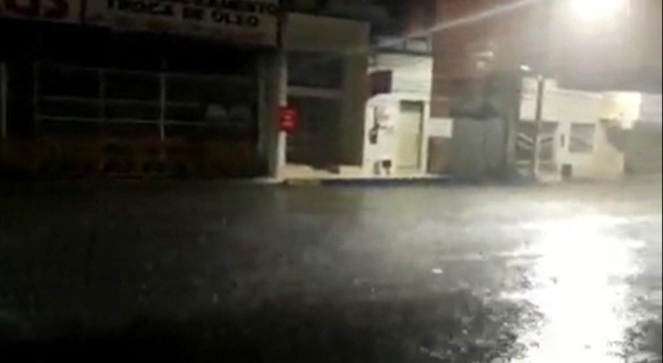 Chuvas em Petrolina