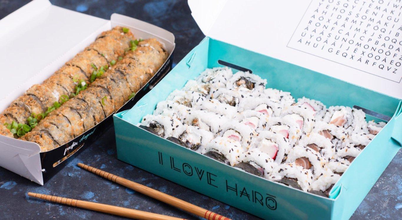 Harô Sushi abrirá duas unidades em Pernambuco