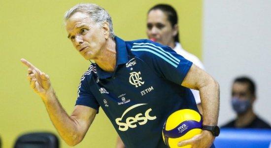 Vôlei: Bernardinho assumirá seleção masculina da França