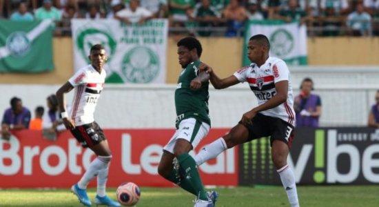 Saiba onde assistir ao vivo Palmeiras x São Paulo, pelo Campeonato Paulista