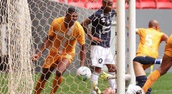 Sandy e Aldo marcaram os gols da vitória do Brasiliense
