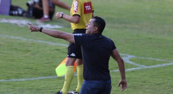 Jair Ventura comemora permanência do Sport na Série A e mira vaga na Copa Sul-Americana