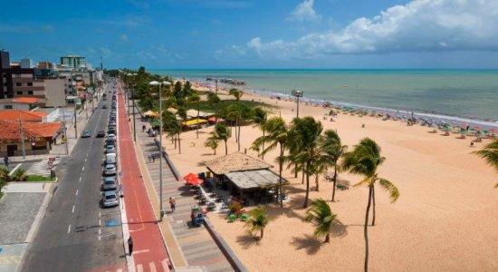 Vizinha do Recife, João Pessoa fecha praias e determina toque de recolher a partir desta terça (23), por conta da covid-19