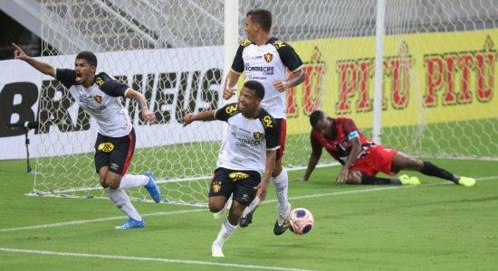 Mesmo com time misto, Sport vence o Vera Cruz na estreia do Campeonato Pernambucano