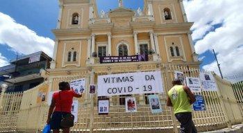 Catedral de Nazaré da Mata é uma das igrejas que serão afetadas pela restrição do funcionamento