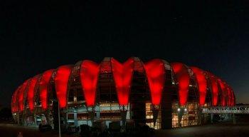 Internacional e Corinthians se enfrentam na Arena Beira Rio, pela Série A