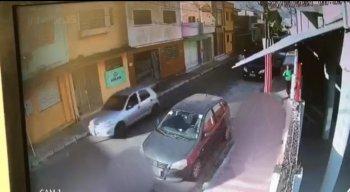 Tentativa de assalto aconteceu na manhã da quinta-feira (25) em Palmares