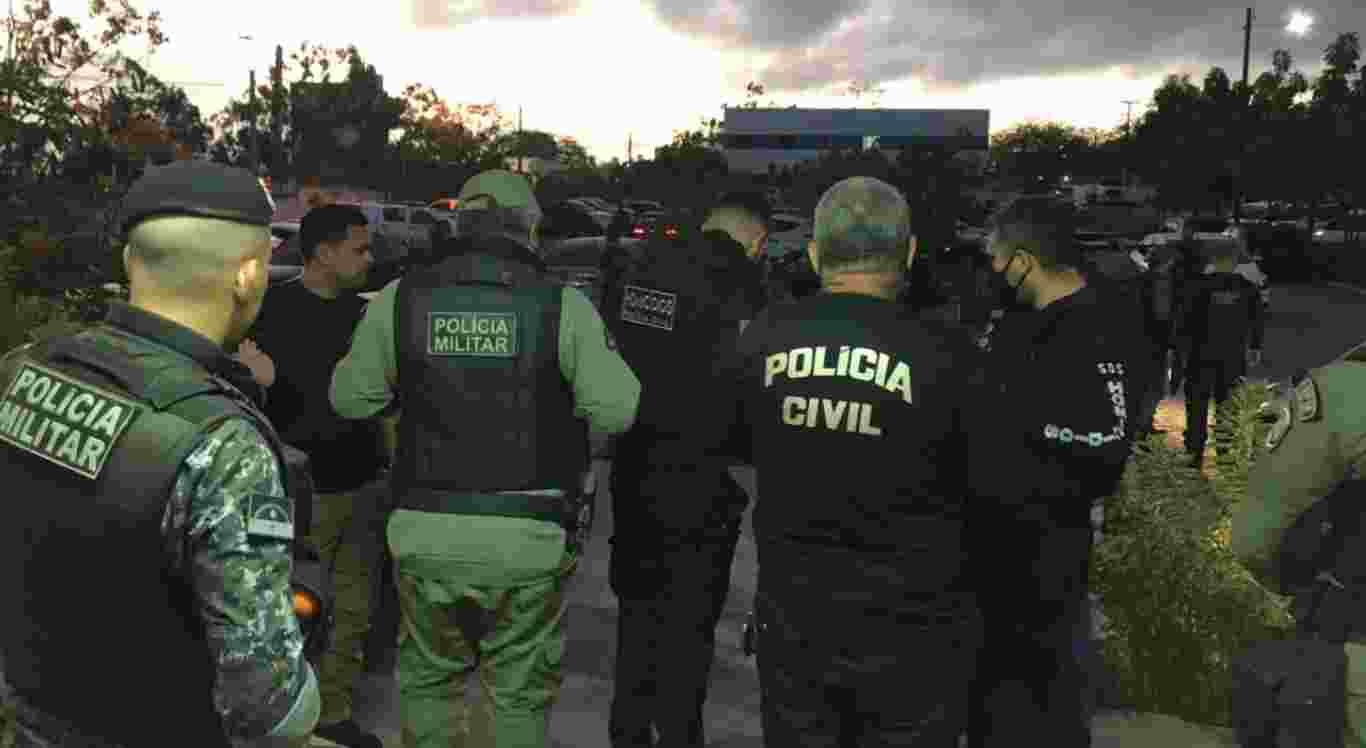 A Operação Mayday é realizada pela Polícia Civil em Caruaru