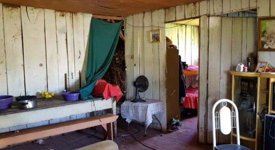 Crianças e adolescentes são resgatados em condições semelhantes ao trabalho escravo