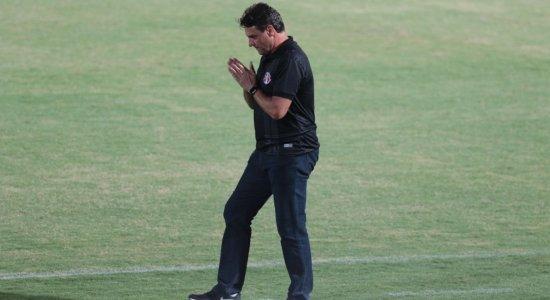 Santa Cruz fica no empate em 1x1 com o Central, pelo Pernambucano