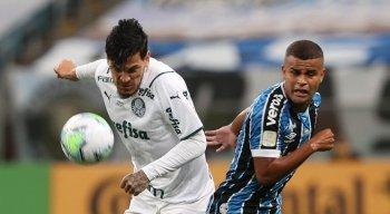 Palmeiras venceu o Grêmio por 1x0, na primeira final da Copa do Brasil
