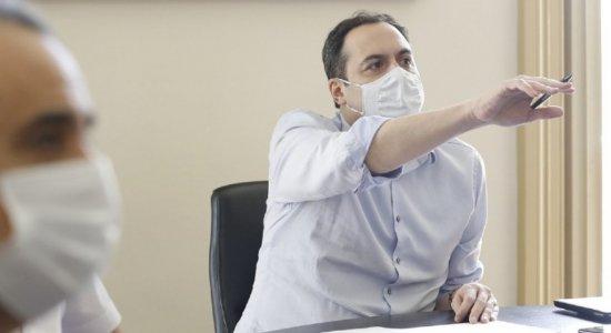 Paulo Câmara negocia compra da vacina Sputnik V para Pernambuco