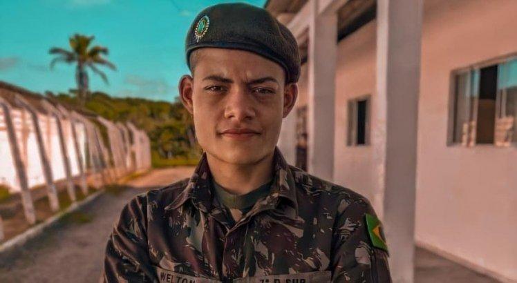 Soldado do Exército de 19 anos morre após ser atingido por tiro em quartel em Camaragibe