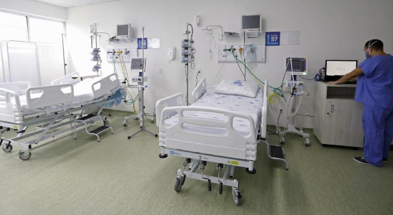 Novos leitos foram abertos no Hospital Eduardo Campos da Pessoa Idosa