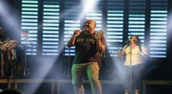 O cantor está internado na UTI de um hospital particular de Feira de Santana, na Bahia, desde quinta-feira (25).