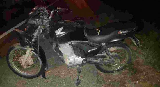 O acidente ocorreu em Tacaimbó