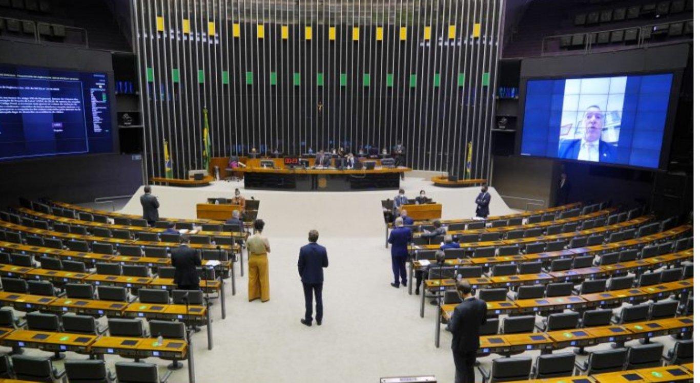 Reprodução/Agência Câmara dos Deputados