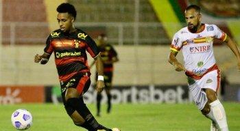 Juazeirense e Sport se enfrentaram pela primeira fase da Copa do Brasil 2021