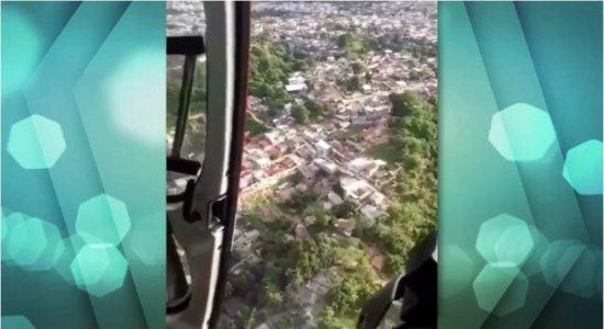PM deflagra operação em Olinda para combater assaltos e homicídios na região