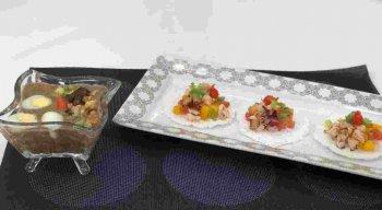 Receitas de caldinho e tapioca do chef Rivandro França