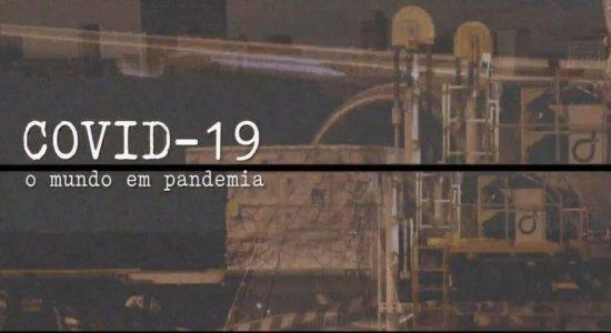 Série especial da TV Jornal relembra o impacto da chegada da pandemia do novo coronavírus em Pernambuco