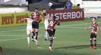 Santa Cruz e Sport empataram em 1x1, no primeiro Clássico das Multidões da temporada.