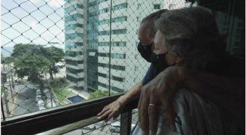 Não tem como falar da história da covid-19 em Pernambuco sem falar da história do casal: Sylvio e Solange
