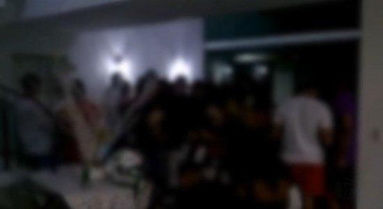 Festa clandestina em Aldeia termina com 81 pessoas encaminhadas a delegacia