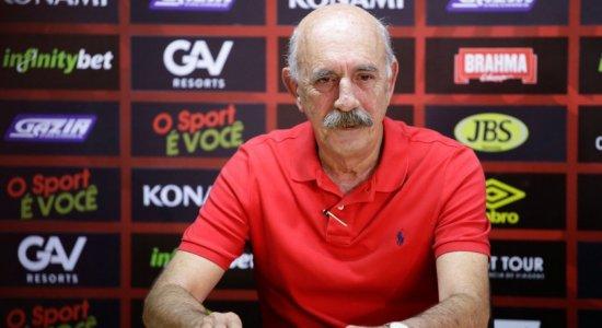 Diretor de futebol do Sport detona arbitragem da partida contra o 4 de Julho; veja os gols anulados