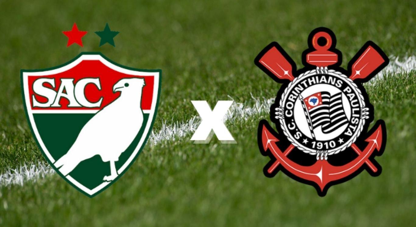 Salgueiro e Corinthians estreiam na Copa do Brasil .