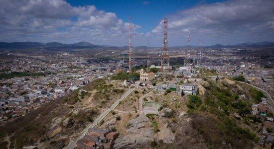 Acesso de veículos será restrito no Monte Bom Jesus.