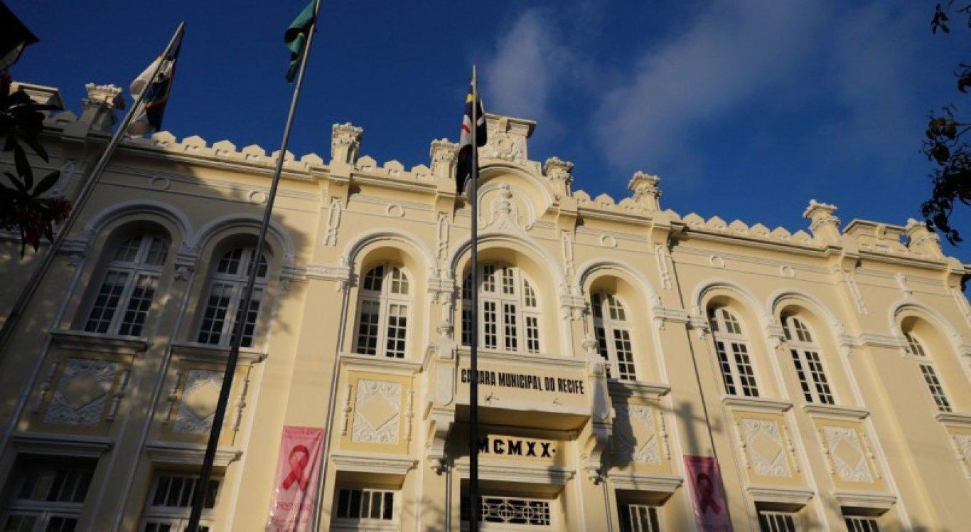 Câmara de vereadores do Recife aprovou auxílio emergencial
