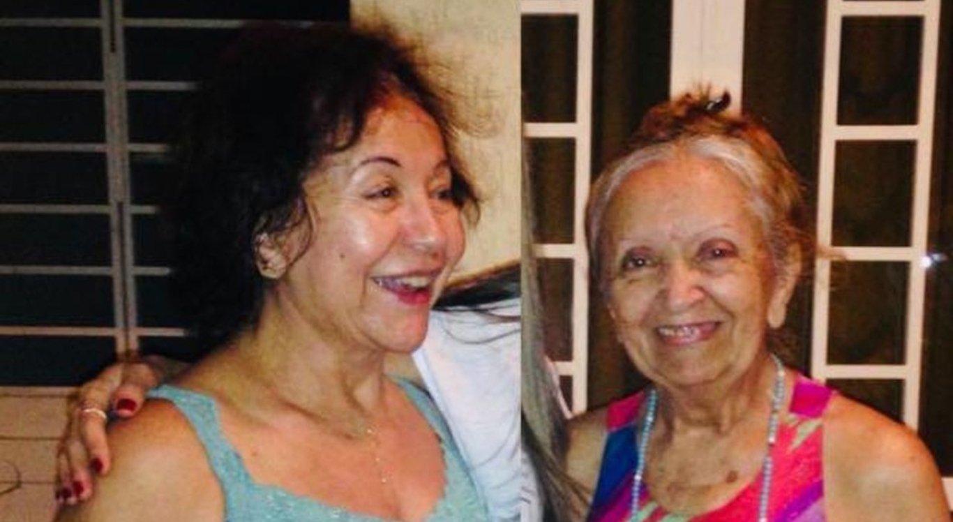 Sizenice e Rita Gonçalves de Amorim morreram com Covid-19 em Petrolina