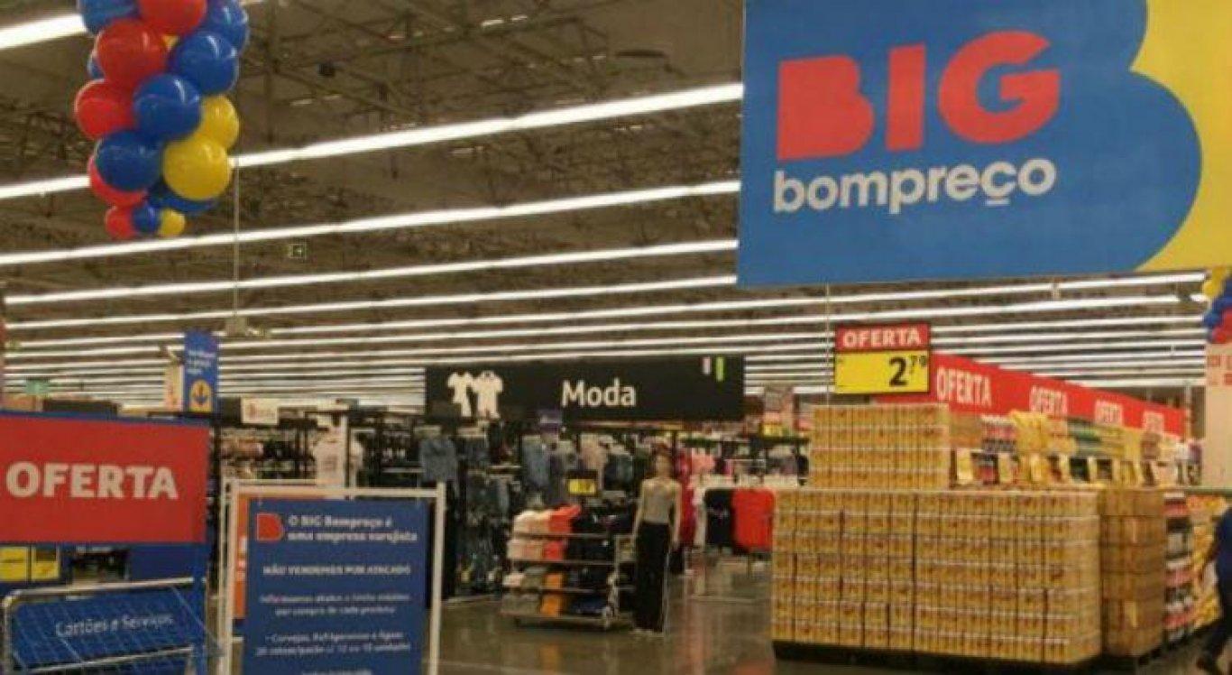 Rede BIG foi comprada pelo Carrefour